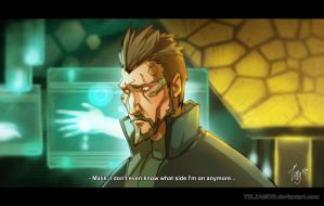 Deus Ex: The Animation by YelZamor