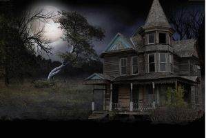 Old Victorian House by mysticmorning