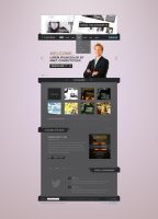 Digitalizer Web Template by MaxieLindo