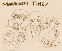 HP - Scrap Marauders by SusiKISS
