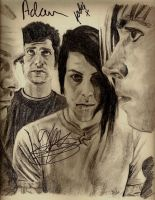 AFI Group Portrait - SIGNED by Jessica59874
