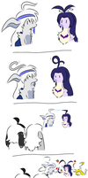 1645: idiothairfight by Urby