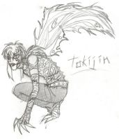 Tokijin: Death God by ChibbyLink