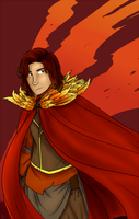Firebird by andalsopineapples
