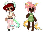 (1/2) OPEN Soda Pop Dopts for by Tek-Adopts