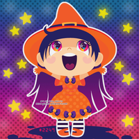 Little Witch by Miss-Glitter