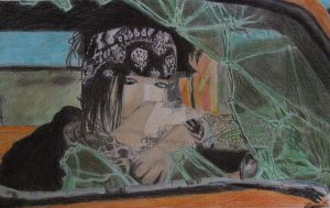 Shattered (DJ Ashba Color) by SIXXAM-22