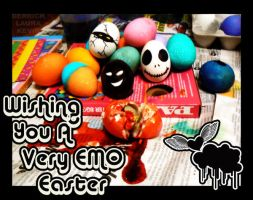 Wishing You A Very Emo Easter by DerrickNiehaus