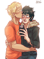 solangelo by hielorei