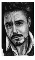 Robert Downey Jr... again by Ariequi