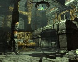 Dwemer Ruins Screencap by SoFDMC