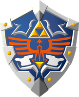 Request - Zelda UO New Age Hylian Shield by Doctor-G