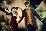Joker and Harley Quinn by WhiteLemon