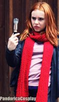 Amy Pond (The Pandorica Opens/The Big Bang) by AnnaPandorica