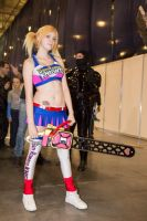 Lollipop Chainsaw by Jane-Po