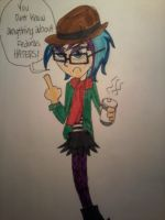 Hipster Lacey by RedSinister97