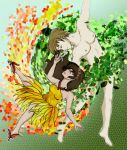The Wind of Spring and the Wind of Fall by peace101zaira