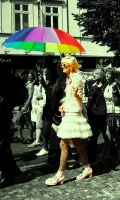 The first Prague gay parade 2011 by rozhovor