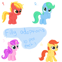MLP Filly adoption by Cheap-Adopts-for-you