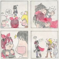 Rwby comic - petting zoo part 9 by frasian