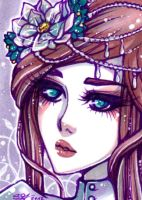 Cold Beauty by ArtistiqueMuoi