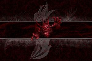 Red Dragon by Kashi754