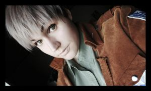 Jean cosplay test 2 by Purachinaa