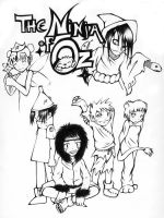 Ninja of Oz -a naruto parody- by TamarinD