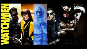 Watchmen Group V2 by Legion-Of-3