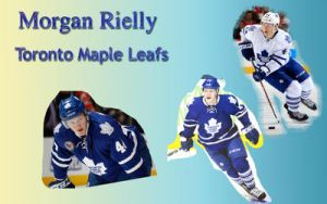 Morgan Rielly Wallpaper  by Musicislove12