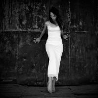 white dress 2 by bagnino