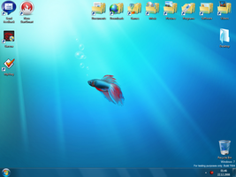 Windows 7 Build 7004 by Misaki2009