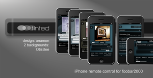 iPhone remote: Tinted by Leuchtstoff