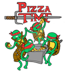 Pizza Time by kekei94