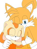 tails y crema by kary22