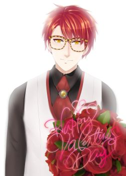 707 IN LOVE by Mako-Nee