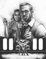 Only God forgives Sketch No. 1 by Kmadden2004