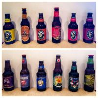 The Beer Color Wheel by TB8S