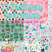 Pack de texturas cute by Melyssa222