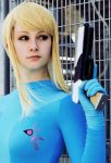 Metroid: Zero Suit Samus 7 by HayleyElise