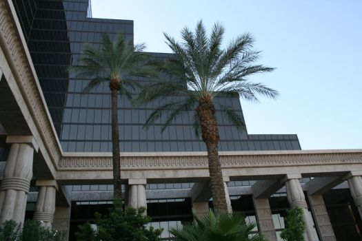 The Luxor Hotel 2 - Vegas 2009 by AerisBreed