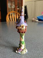 Rapunzel's Tower by ThatPeskyNargle