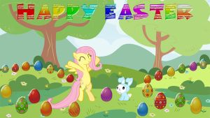 Happy Easter by Macgrubor
