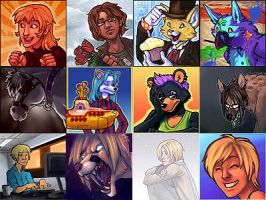 Icons by Merystic