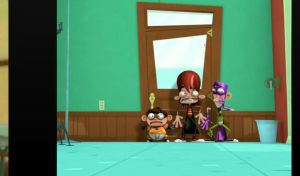 Fanboy,Chum-chum and kyle by DrPepperlove