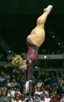 Gymnast Muscles 6 by tonyyy