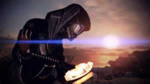 Tali'Zorah vas Normandy 04 by johntesh
