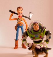 LOOK OUT BUZZ....... by SalemCrow
