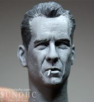 John McClane from Die Hard by sunohc