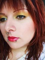 Sunny Delight by itashleys-makeup